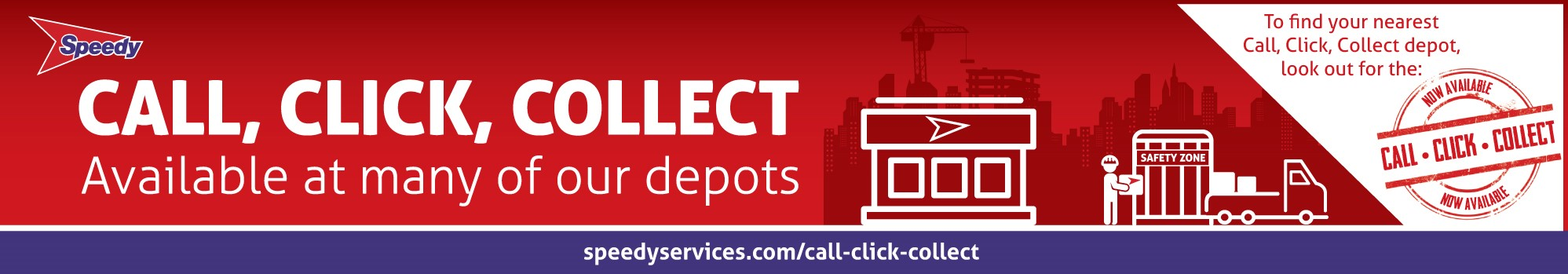 Store Locator Speedy Services