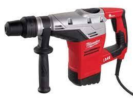 A Makita power tool in front of a white background